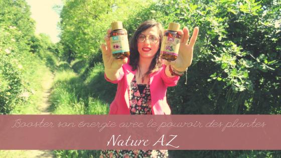 Le pouvoir des plantes sur notre corps avec Nature AZ