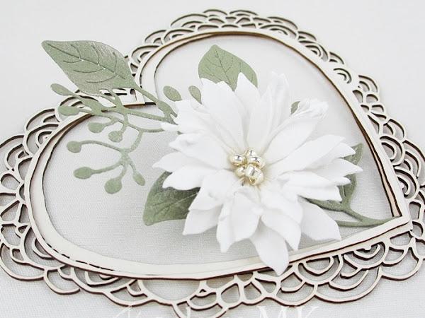 Przepis na białe kwiatki