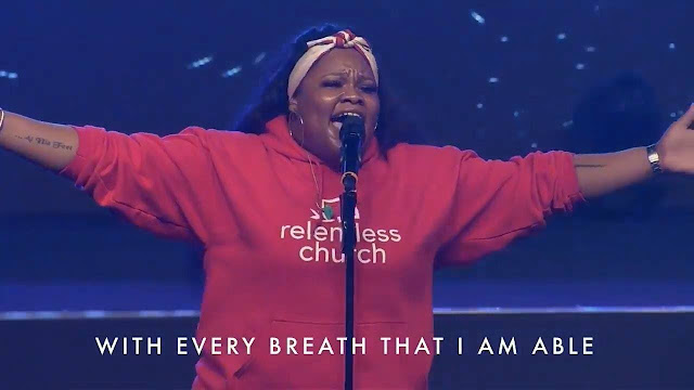 Tasha Cobbs - Goodness Of God Lyrics