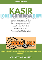 Open Recruitment at Terminal Pool & Karaoke Surabaya Terbaru Juli 2019