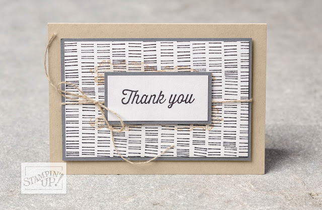 Eclectic Expressions from Stampin' Up!