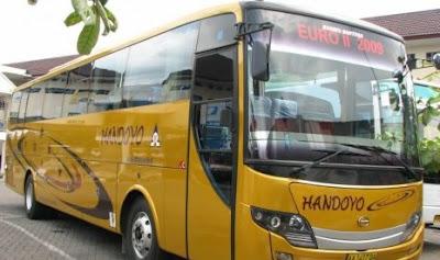 Harga Tiket Bus Handoyo 2016 Terbaru