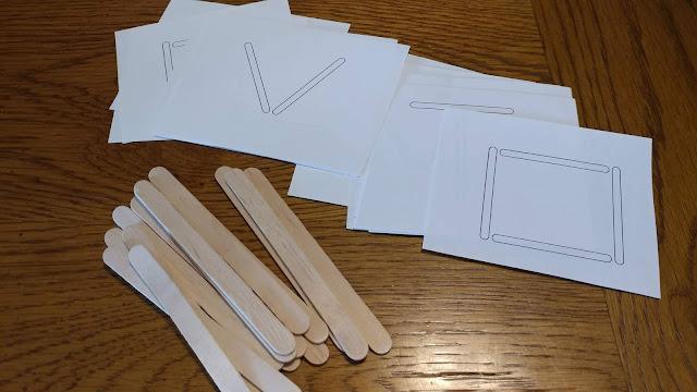 Popsicle shape building