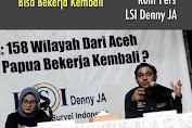 LSI: 5 Juni Indonesia Bekerja Bebas Secara Bertahap.