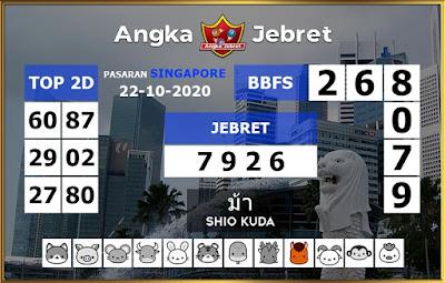 Kode syair Singapore Kamis 22 Oktober 2020 203