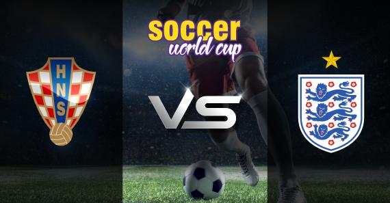 Croatia vs England - soccer world cup Preview