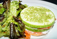 http://www.recettesgourmandesbykelou.com/2015/02/salade-dendives-lorange-et-au-magret.html