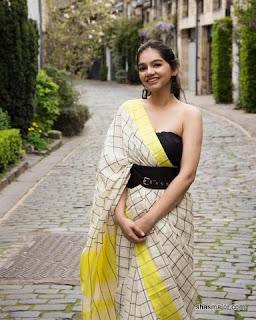 nayanthara saree photos