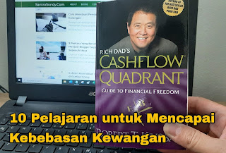 10 Pelajaran dari Buku Rich Dad's Cashflow Quadrant