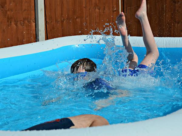 Splish Splash | Our Sunday Photo 22/52