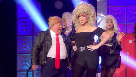 RuPaul's Drag Race Season 11, Episode 4: Trump: The Rusical