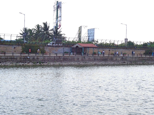 Sankey Tank is Well Maintained Lake in Bengaluru