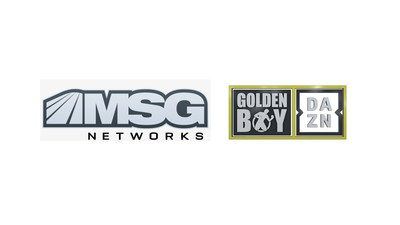 MSG Networks Televisará Golden Boy DAZN #ThursdayNightFights Series