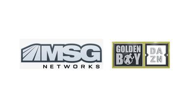 MSG Networks Televisará Golden Boy DAZN #ThursdayNightFights Series