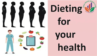 Dieting for your health