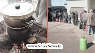الڨصرين: العودة إلى إستعمال الحطب في الطبخ والتدفئة بسبب النقص الفادح في الغاز المنزلي