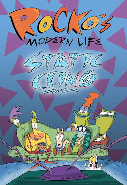 Rocko's Modern Life: Static Cling movie poster