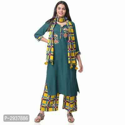Party Wear Zoya Printed Rayon Kurta Sets  Rs:999/-