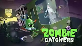 تحميل تنزيل لعبة صيد الزومبي، زومبي كاتشر مهكره، Zombie Catcher apk مهكرة جاهزة، تهكير كامل  Hack mod اخر اصدار للاندرويد