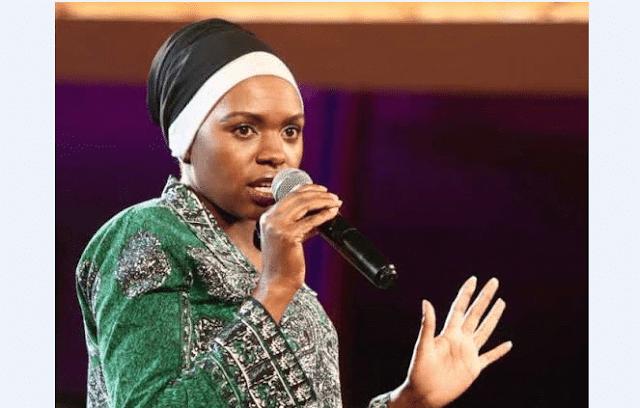 Churchill Show entertainer Zainabu Zeddy exposes Churchill show