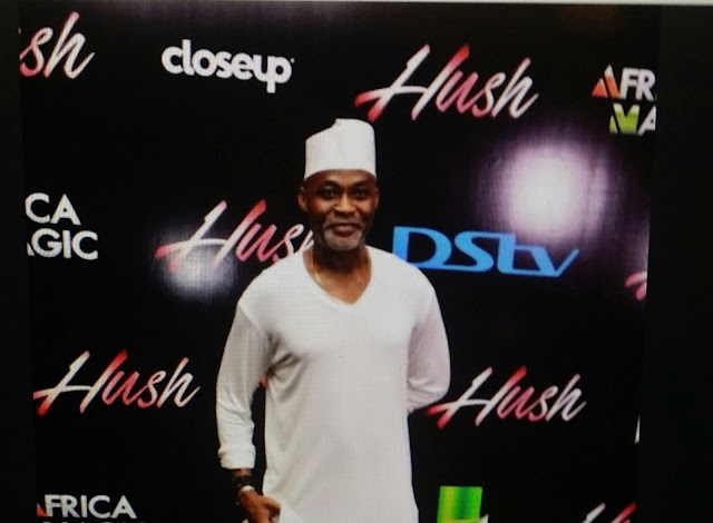 """Hush"" TV series' premiere to hold in Lagos"