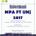 File MPA FT UNJ 2017