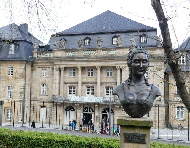 Markgräfin Wilhelmine und das Markgräfliche Opernhaus, Bayreuth