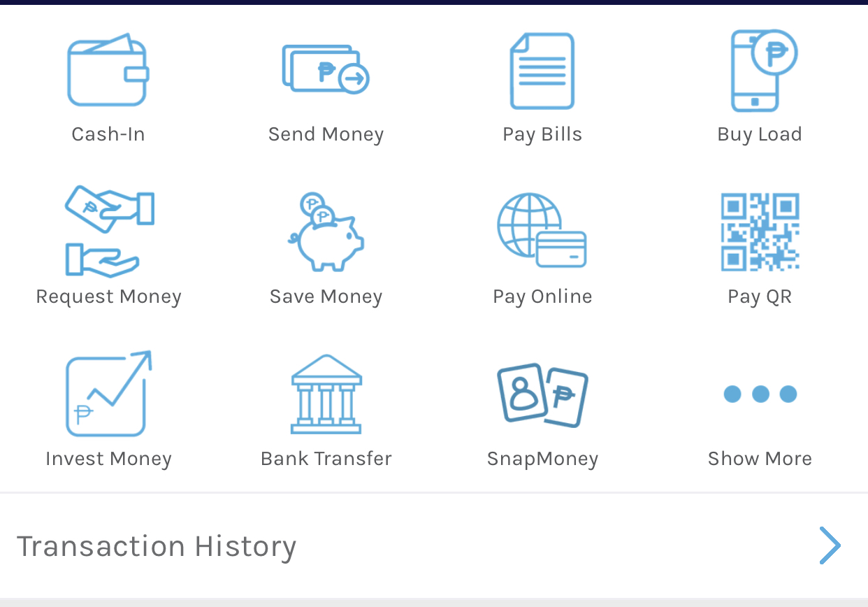 Banking has now been made easy through G-cash Instapay