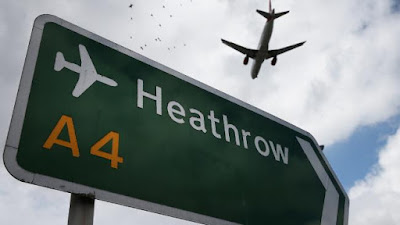 """Mohamed Abdullahi Mohamud, 31, a terror suspect with 17 aliases and multiple run-ins with the authority got a job at Britain's busiest airport, Heathrow airport. He called them out for not performing a background check - which prompted the unravelling investigation into his employment.    Mohamed who is reportedly on an official terror watchlist beat the screening process to get the job of a kitchen porter with a """"security"""" pass in a first-class lounge without a thorough background check.    He also claimed no background checks had been carried out and he wanted to expose the security loophole though he lied about his multiple convictions to recruiters when he applied for his job as a kitchen porter.    He secured the job through the SM Global Consultancy Ltd agency on Monday.    For days he had airside access in Terminals, which serves over fifteen million passengers on 89,000 flights a year.  """"His terror links should have rung alarm bells straight away."""" said one of the securities. The 31 year old terror suspect has an eleven-year long criminal record - rapshit must be in editions yet undetected.  HARRY KANE SCORES AS TOTTENHAM DOWN ARSENAL AT WEMBLEY   His crimes include threats to kill, robbery, assault and money laundering - spent a total of five years behind bars, arrested for sexual assault in 2015 and ordered to register as a sex offender for ten years.    Interviewed five times by anti-terrorist officials in the last two years for terror charges which were later dropped due to insufficient evidence.     Culled from The Mirror    DSCUS"""