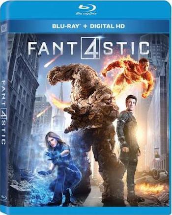 Fantastic Four 2015 Dual Audio Hindi BluRay Download