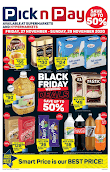 Pick n Pay Top Best Black Friday 2020 Hot deals
