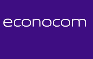 aandeel Econocom logo 2021