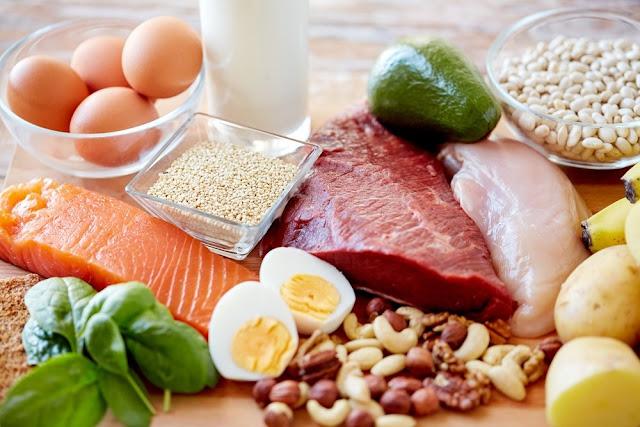Nhóm thực phẩm chứa nhiều đạm