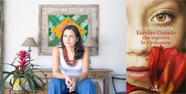 """[Libri] """"Eurídice-Gusmão-che-sognava-la-rivoluzione-Martha-Batalha-recensione"""