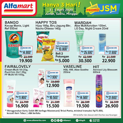 jsm alfamart april 2020