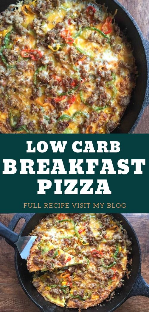 LOW CARB BREAKFAST PIZZA  - Carb free breakfast, Low carb meals, Low carb breakfast ideas, Low carb recipes for dinner easy, Diabetic breakfast ideas, Keto breakfast recipes, Keto recipes easy, Low carb nuts, Keto diet vegetables, Sunflower seeds keto, Keto stuffed bell peppers ground beef, Keto breakfast pizza. #lowcarb #pizza #breakfast #keto #recipes