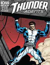 T.H.U.N.D.E.R. Agents (2013)