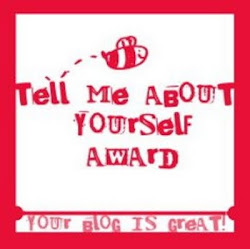 Tell Me About Yourself Award! :)