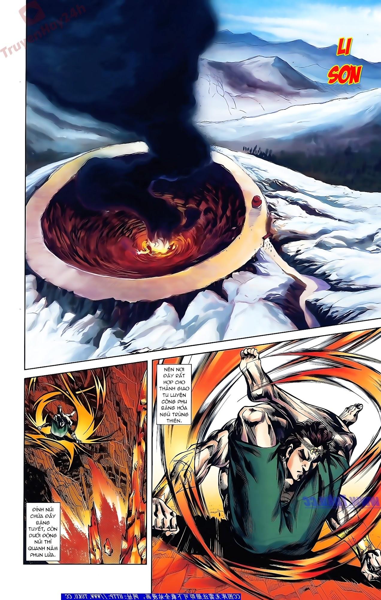 Tần Vương Doanh Chính chapter 44 trang 21