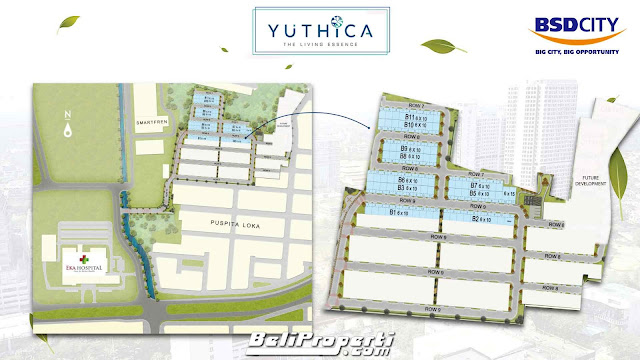 yuthica serpong bsd