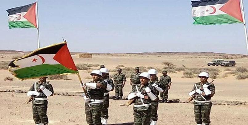 منطقة الكركارات,الجيش الصحراوي,الجيش المغربي,الرباط,تبادل إطلاق النار,المغرب,جبهة البوليساريو,polisario maroc guergarate
