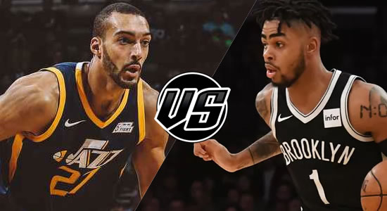 Live Streaming List: Utah Jazz vs Brooklyn Nets 2018-2019 NBA Season