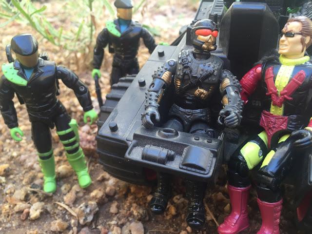 1993 Headhunter Stormtrooper, DEF, Headhunters, Mirage, Mega Marines 2002, Gristle, 1986 STUN
