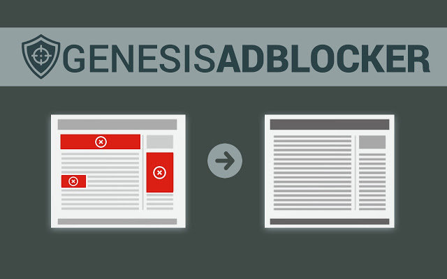 Adblocker Genesis Plus best adblocker i have used