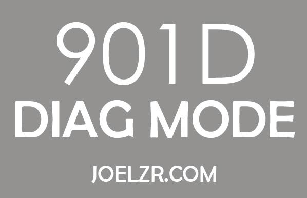 Driver Diag Mode Ugglite (901D)