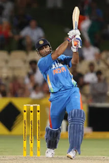 Gautam Gambhir 91 - India vs Sri Lanka 5th Match CB Tri-Series 2012 Highlights