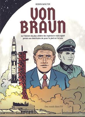 Von Braun de Robin Walter aux éditions Des ronds dans l'O