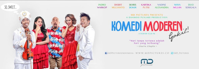 Download Film Komedi Moderen Gokil 2015