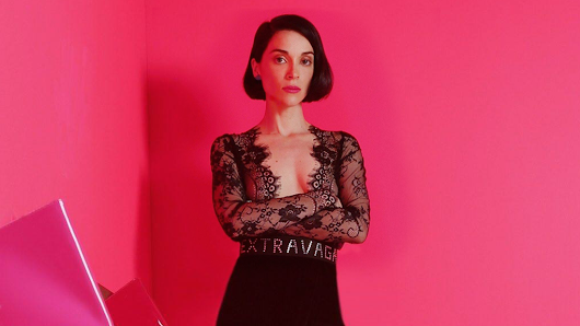 "St. Vincent :: ""New York"" 
