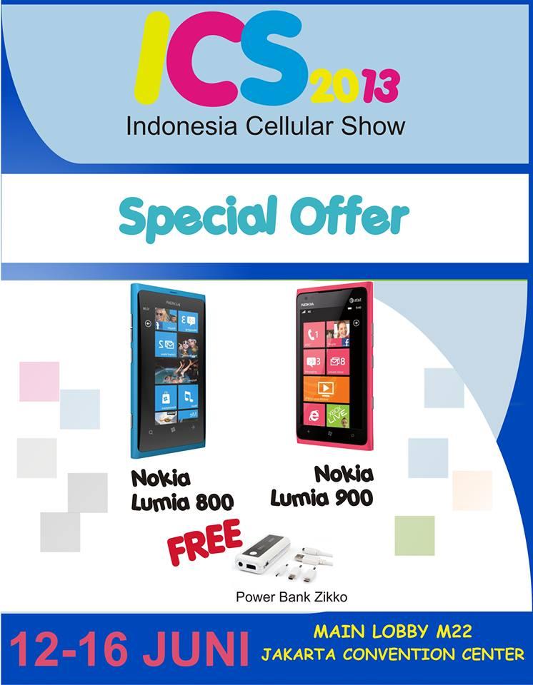 Only one of its kind Deposit forward untuk setiap pembelian Nokia ...